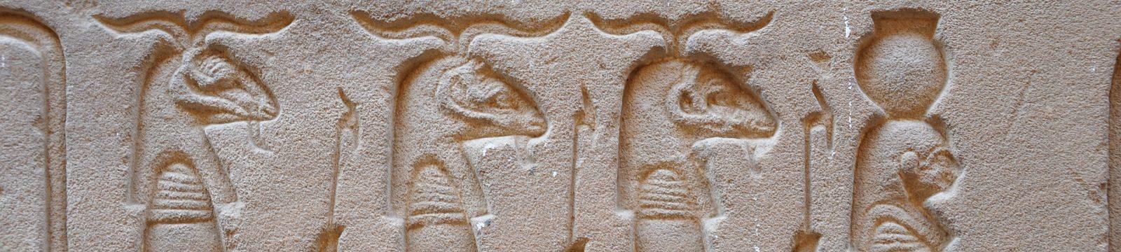 Mojžíšův útěk z Egypta a egyptolog